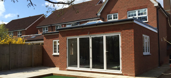 NEW BUILDS & EXTENSIONS